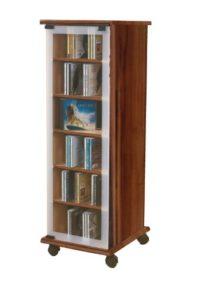 cd regal holz deine cd sammlung hinter glas cd regal. Black Bedroom Furniture Sets. Home Design Ideas