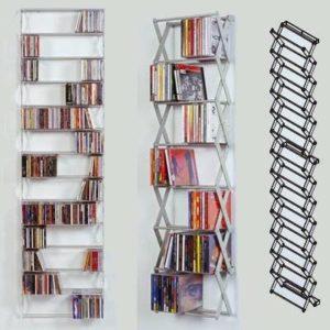 du suchst eine kreative cd aufbewahrung oder dvd. Black Bedroom Furniture Sets. Home Design Ideas
