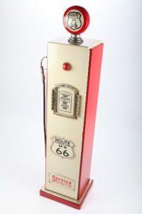 CD Regal Holz | CD Möbel | 4 x Fächer |Rot | Weiß (siehe Bild)