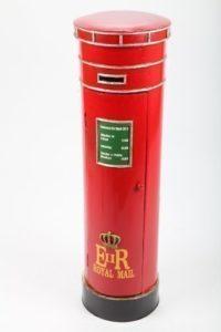 CD Regal Design | CD Regal Holz | 3 x Fächer |Rot | Weiß (siehe Bild)